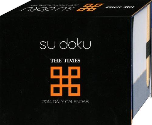 Su Doku, the Times Box By Carousel Calendars