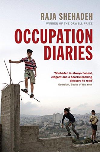 Occupation Diaries By Raja Shehadeh