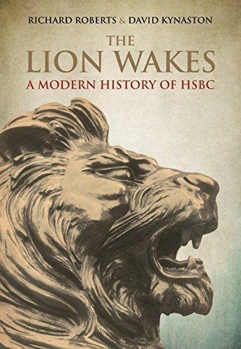 The Lion Wakes By David Kynaston