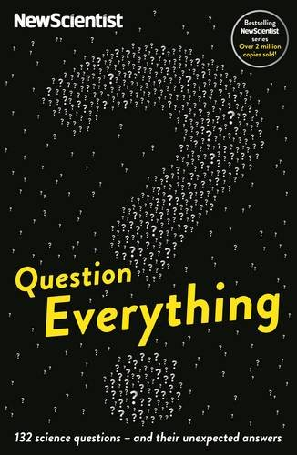 Question Everything By New Scientist