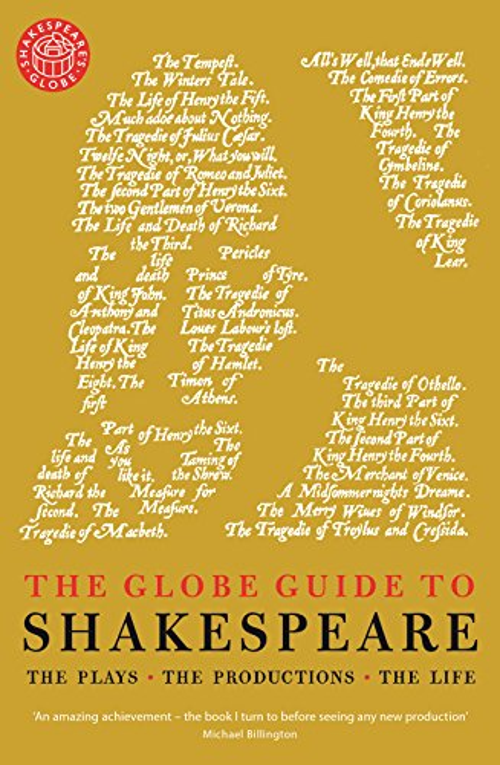 The Globe Guide to Shakespeare par Andrew Dickson