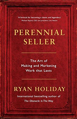 Perennial Seller By Ryan Holiday
