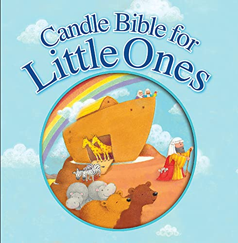 Candle Bible for Little Ones by Juliet David