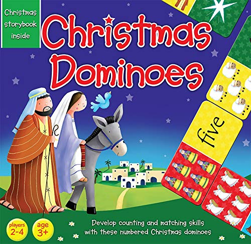 Christmas Dominoes By Juliet David