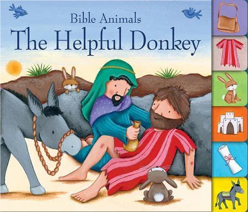 The Helpful Donkey by Josh Edwards