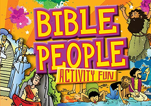 Bible People By Tim Dowley