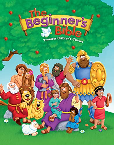 The Beginner's Bible By Illustrated by Kelly Pulley