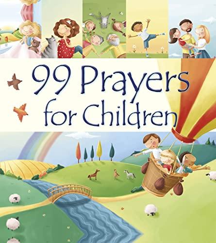 99 Prayers for Children von Juliet David