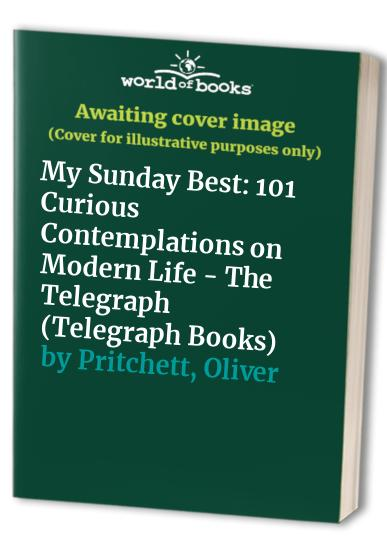 My Sunday Best: 101 Curious Contemplations on Modern Life - The Telegraph by Matthew Pritchett