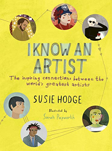 I Know an Artist By Susie Hodge
