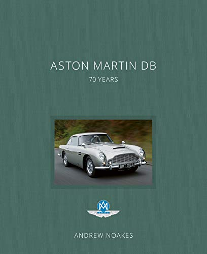 Aston Martin DB By Andrew Noakes