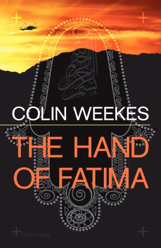 The Hand of Fatima by Colin Weekes