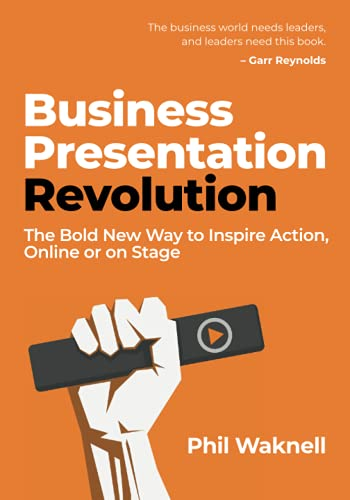 Business Presentation Revolution By Phil Waknell