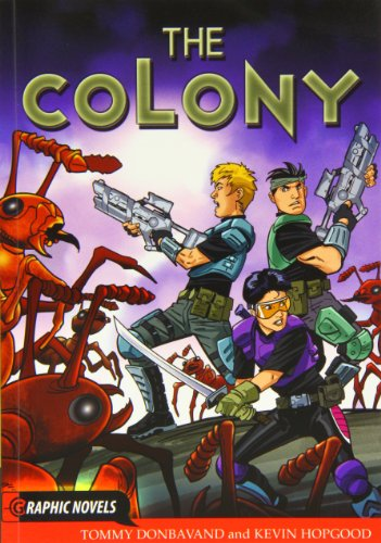 The Colony By Tommy Donbavand