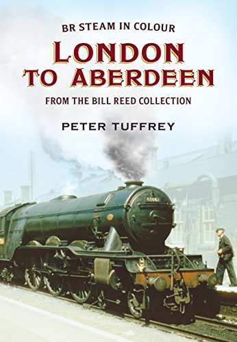 British Steam in Colour By Peter Tuffrey