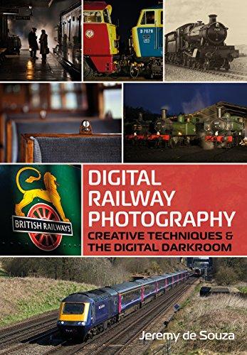 Digital Railway Photography By Jeremy De Souza