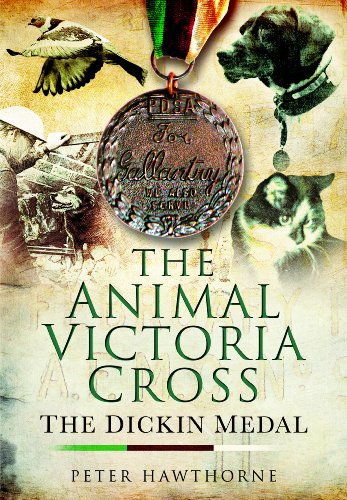 Animal Victoria Cross By Peter Hawthorne