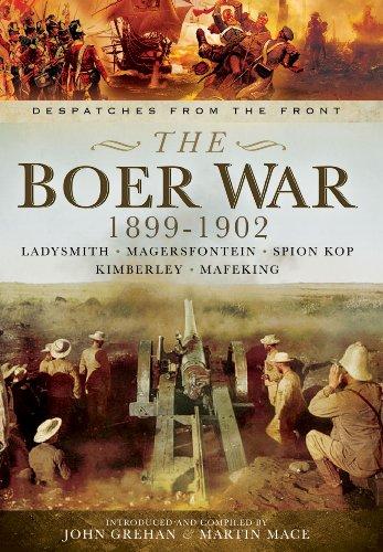 Boer War 1899-1902 By John Grehan