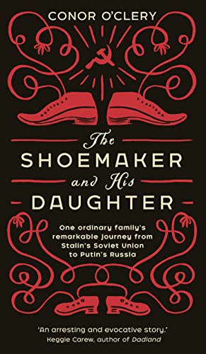 The Shoemaker and his Daughter By Conor O'Clery