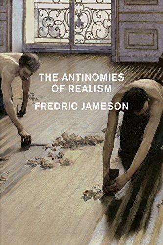 The Antinomies of Realism par Fredric Jameson
