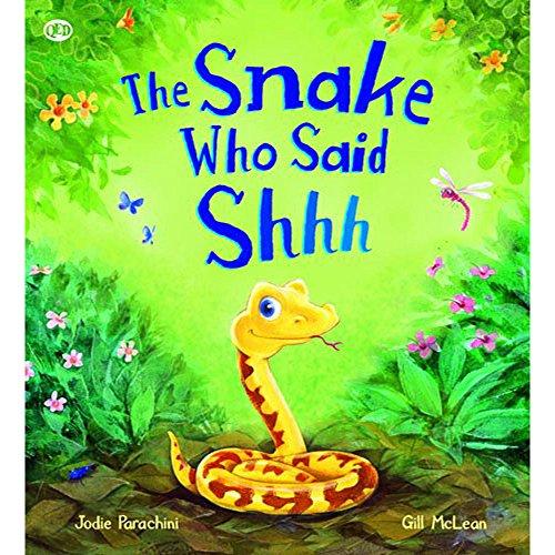 QED The Snake Who Said Shhh