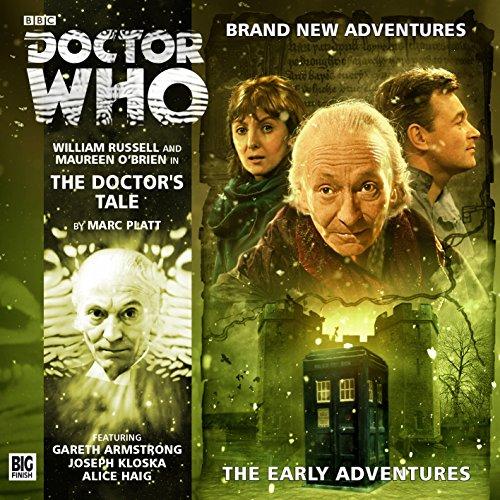 The Doctor's Tale By Marc Platt