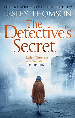The Detective's Secret (The Detective's Daughter) By Lesley Thomson