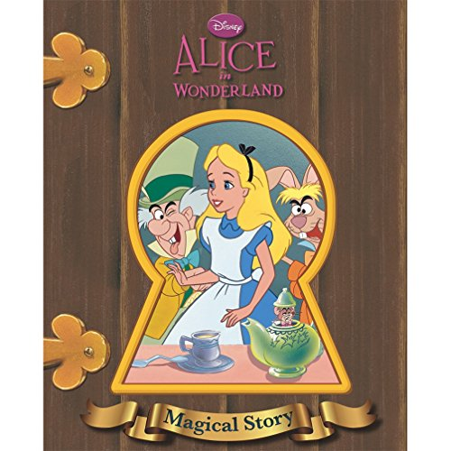 Disney Alice in Wonderland Magical Story by