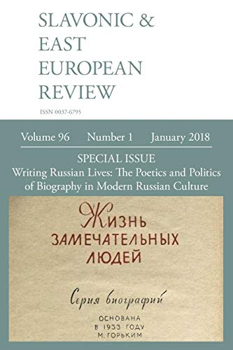 Slavonic & East European Review (96 By Polly Jones
