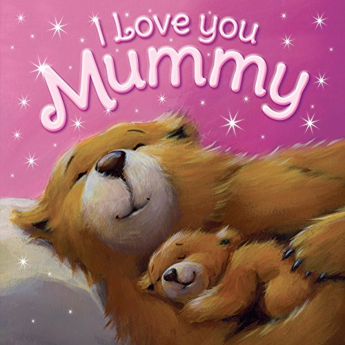 Picture Book: I Love You, Mummy (Gift Book)