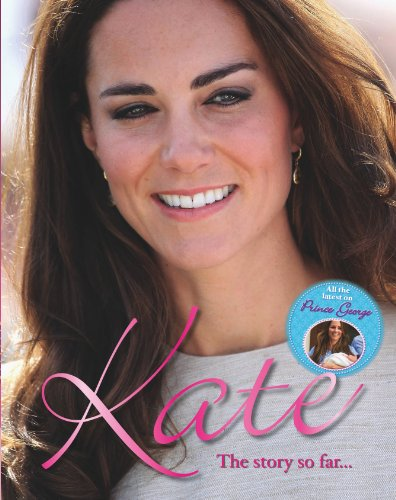 Kate Middleton - Her Life in Pictures By Igloo Books Ltd