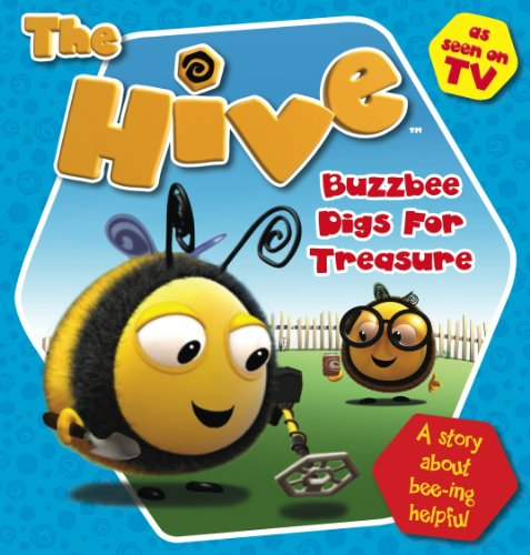 Buzzbee Digs For Treasure by