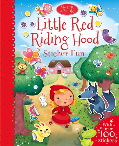 Sticker & Activity First Fairy Tales - First Little Red Riding Hood