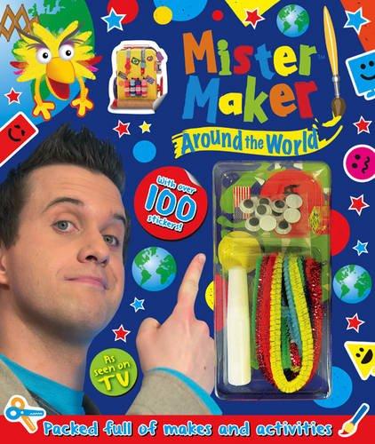 Mister Maker Book
