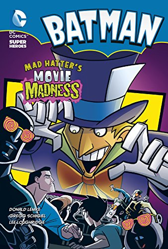 Mad Hatter's Movie Madness By Donald Lemke (Editor)