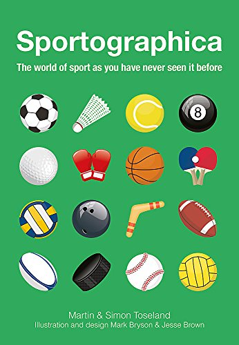 Sportographica: The World of Sport as You Have Never Seen it Before by Simon Toseland