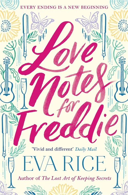 Love Notes for Freddie by Eva Rice