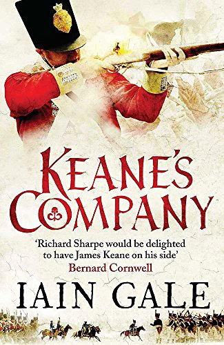 Keane's Company (Captain James Keane) Read by David Timson