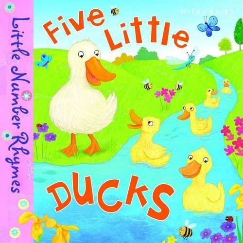 My Rhyme Time: Five Little Ducks By Gallagher Belinda