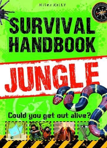 Survival Handbook - Jungle By Gallagher Belinda