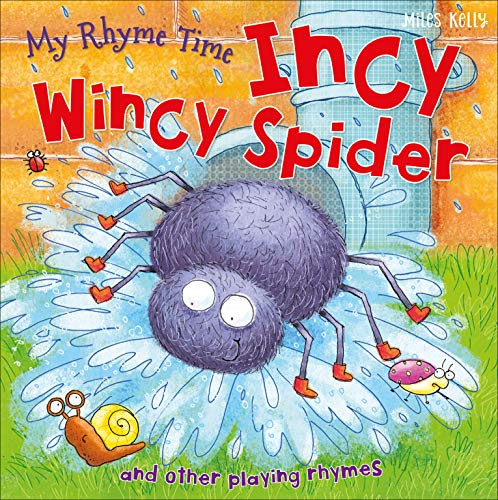 My Rhyme Time: Incy Wincy Spider By Gallagher Belinda