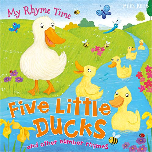 My Rhyme Time: Five Little Ducks By Gallagher Belinda
