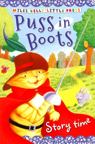 Puss in Boots By Gallagher Belinda