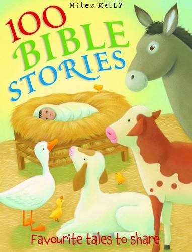 100 Bible Stories By Gallagher Belinda