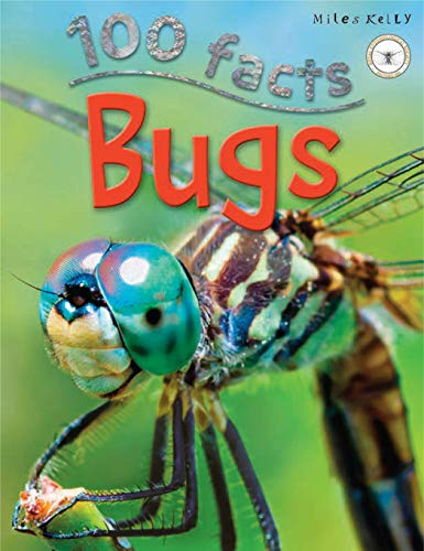 Bugs (100 Facts) (Sticker Book) Edited by Belinda Gallagher