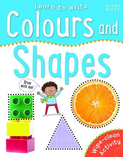 Learn to Write -  Colours and Shapes By Gallagher Belinda