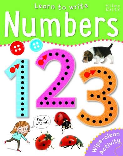 Learn to Write Numbers By Gallagher Belinda