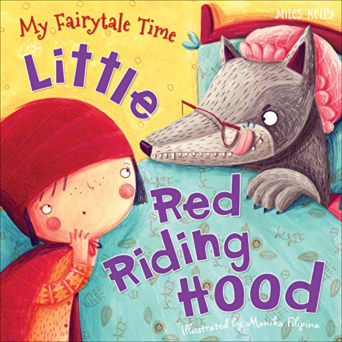 My Fairytale Time: Little Red Riding Hood By Gallagher Belinda
