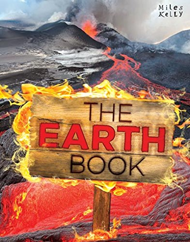 The Earth Book By Camilla de la Bedoyere