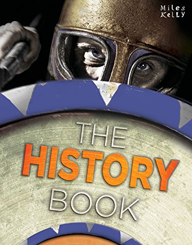 The History Book By Richard Kelly (University of Manchester and Manchester Grammar School)